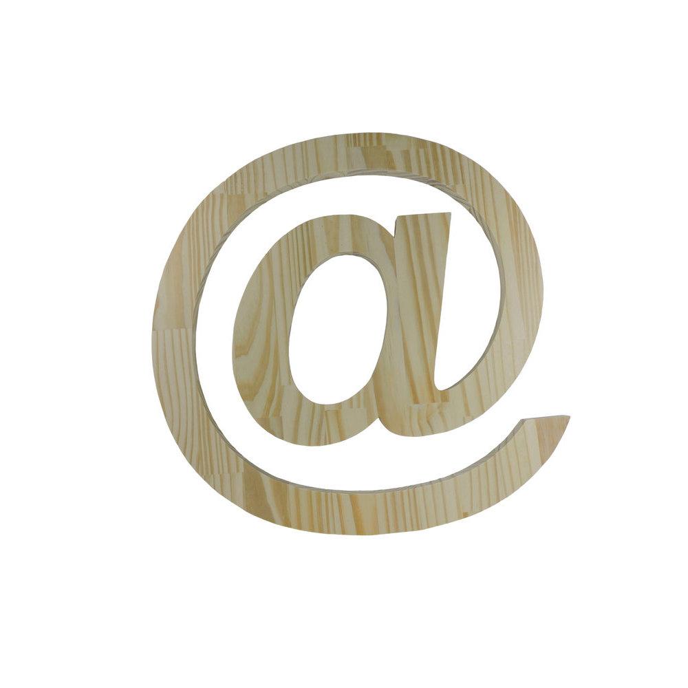 lettre bois alphabet 20 cm. Black Bedroom Furniture Sets. Home Design Ideas