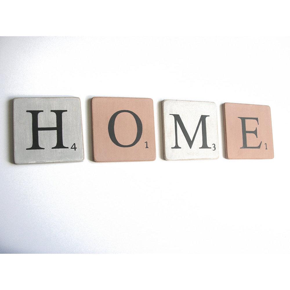 lettre decorative murale bebe. Black Bedroom Furniture Sets. Home Design Ideas