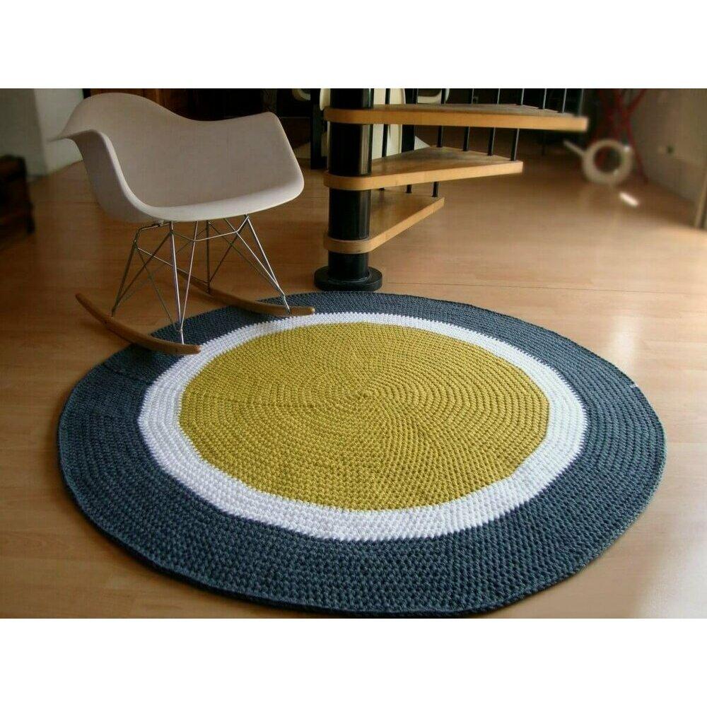 d coration tapis rond rouge 77 asnieres sur seine tapis rond salon tapis rond beige alinea. Black Bedroom Furniture Sets. Home Design Ideas