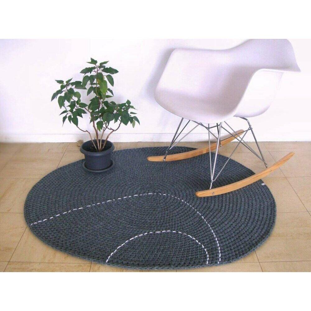 tapis galet design. Black Bedroom Furniture Sets. Home Design Ideas