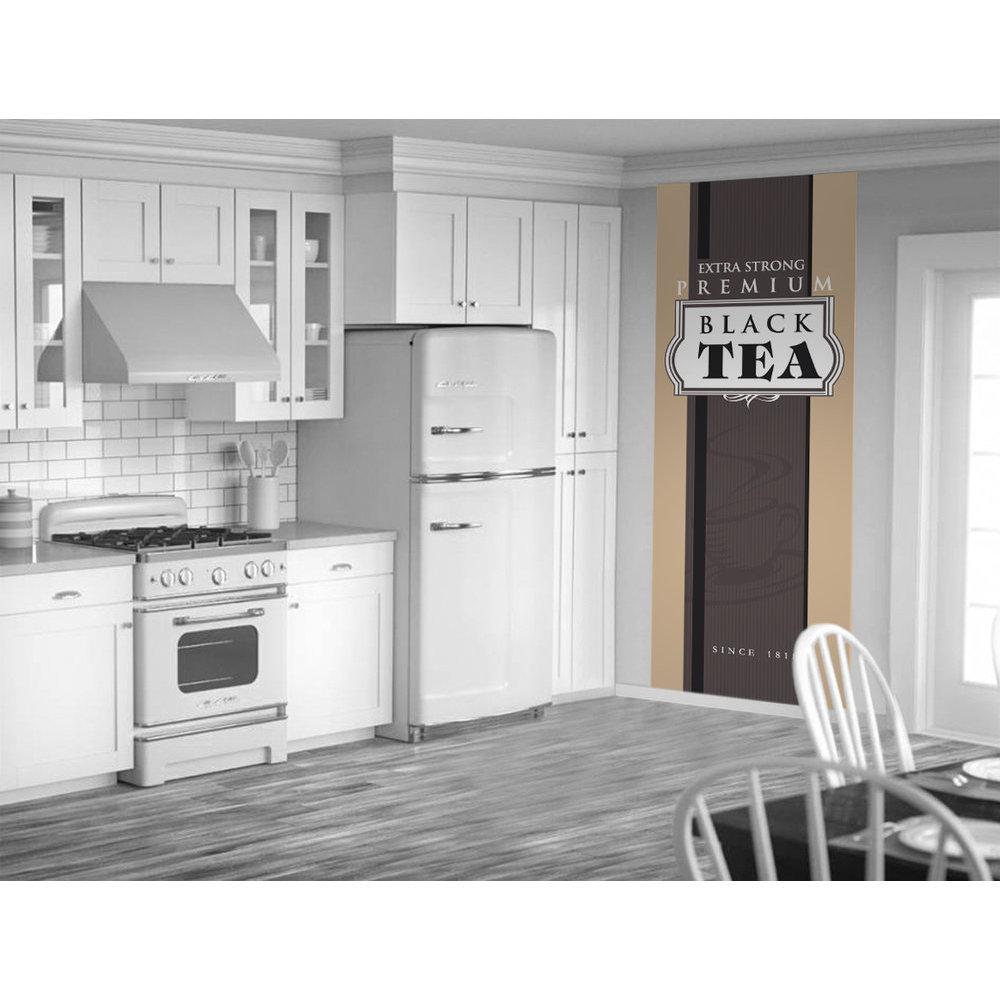 Papier peint cuisine original for Deco design pour cuisine