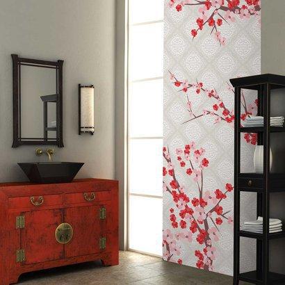 Papier Peint Cerisier Japonais