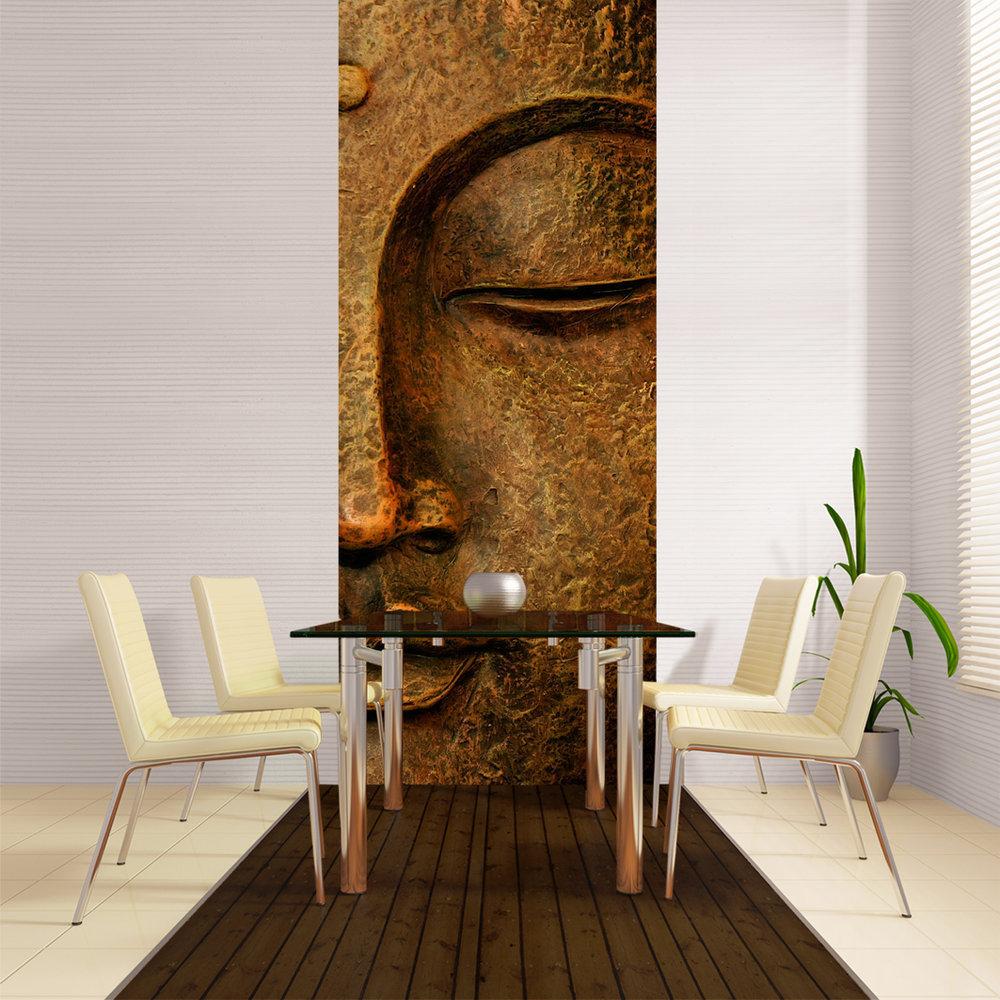 Tapisserie Zen Papier Peint Buddha