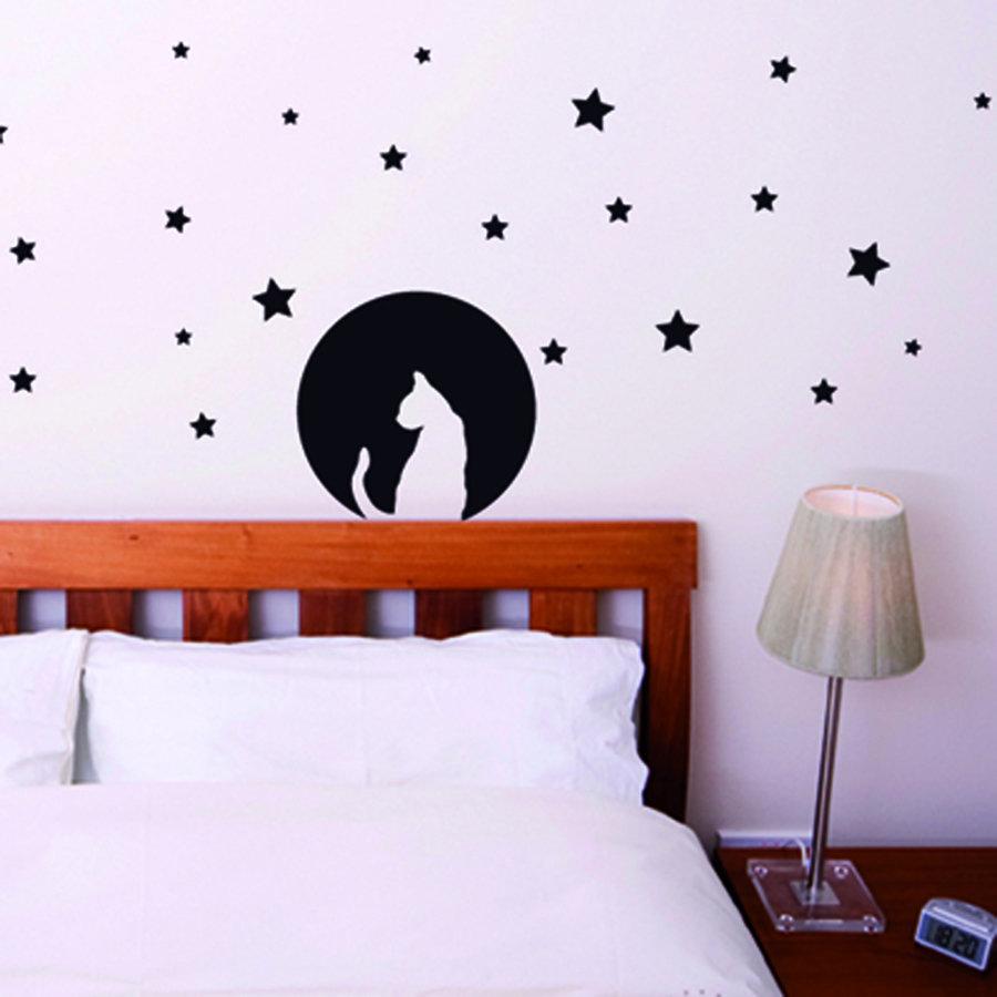 sticker chat. Black Bedroom Furniture Sets. Home Design Ideas