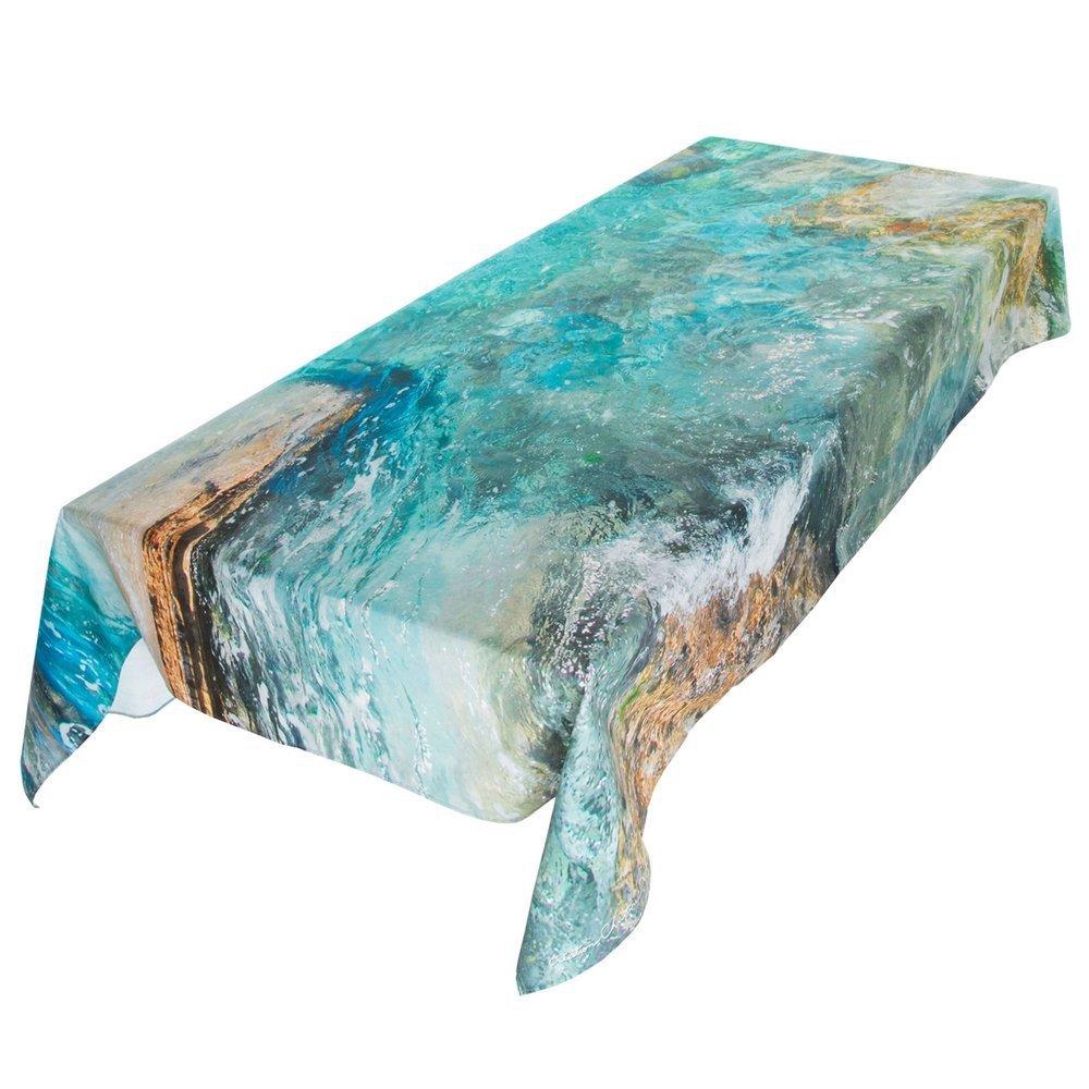 nappe bleu turquoise. Black Bedroom Furniture Sets. Home Design Ideas