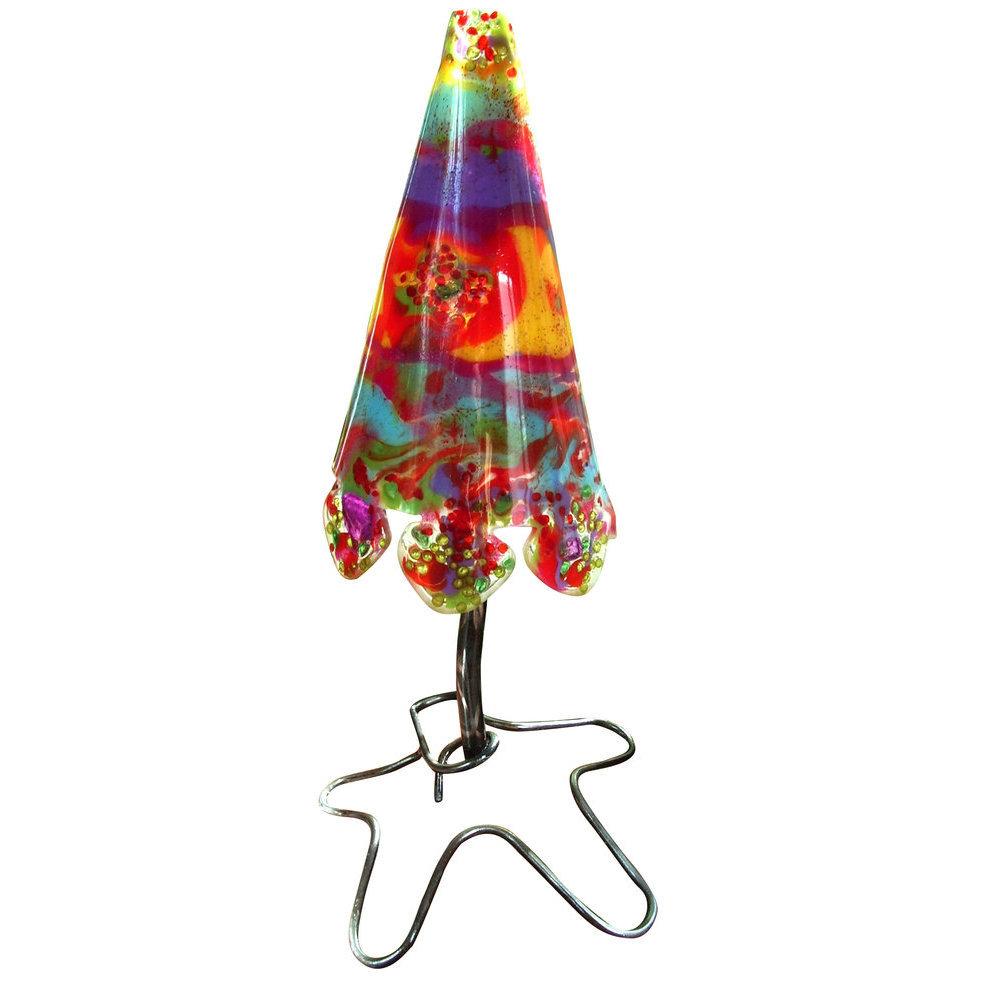 lampe design multicolore