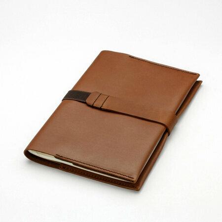 agenda carnet de notes cuir voyage lakange. Black Bedroom Furniture Sets. Home Design Ideas