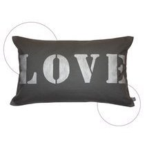 coussin design Love