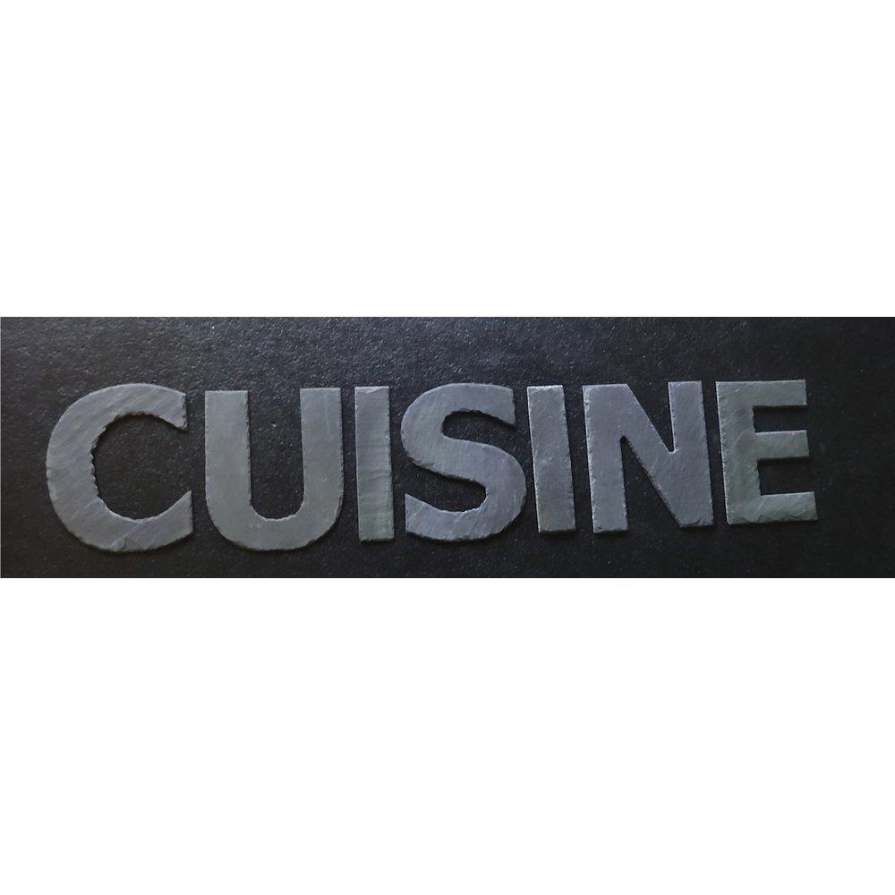 lettre decorative pour cuisine cool lettre decoratives murales unique plaque dcorative cuisine. Black Bedroom Furniture Sets. Home Design Ideas