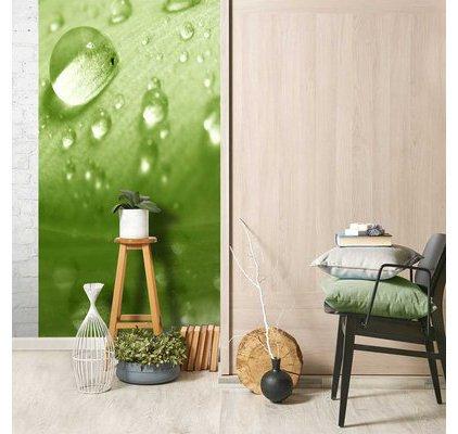 papier peint vegetal. Black Bedroom Furniture Sets. Home Design Ideas