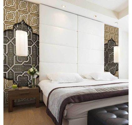 acheter tapisserie orientale papier peint d co murale orient. Black Bedroom Furniture Sets. Home Design Ideas
