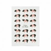 Essuie main coq basque