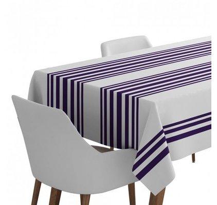 nappe en lin ivoire. Black Bedroom Furniture Sets. Home Design Ideas