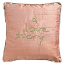 Coussin A love Story