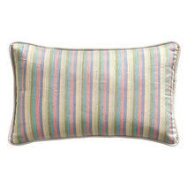 Coussin rayures