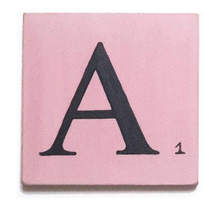 Peindre des lettres - Lettre decorative a peindre ...
