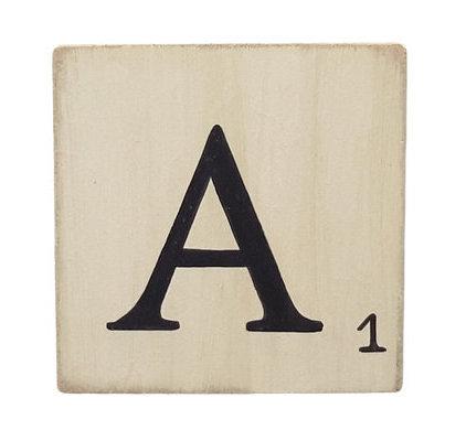 acheter lettre scrabble bois