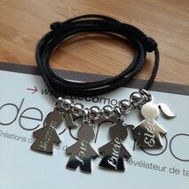 Collier Mes Petits Amours