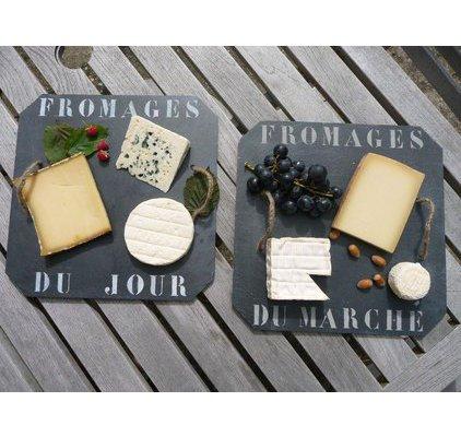 plateau a fromage ardoise design. Black Bedroom Furniture Sets. Home Design Ideas