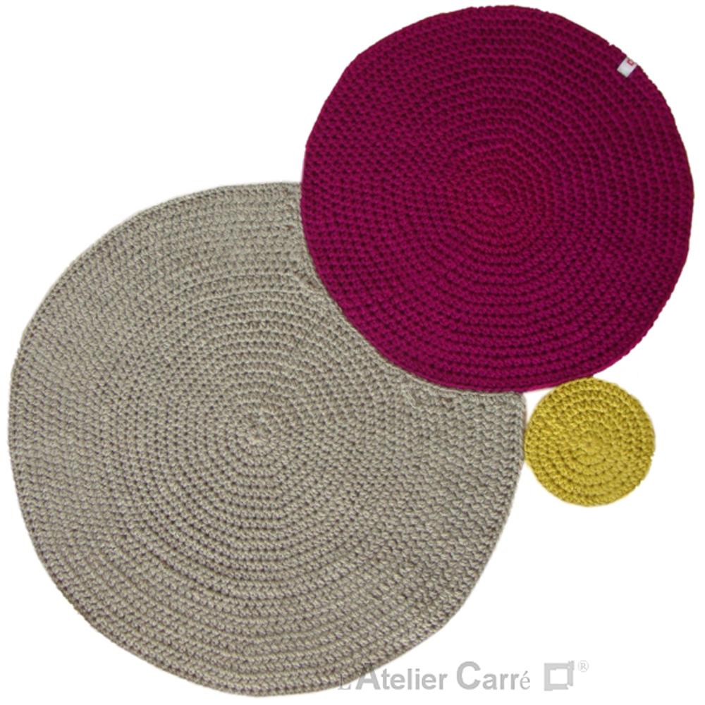 Fabriquer son tapis Personnaliser son tapis