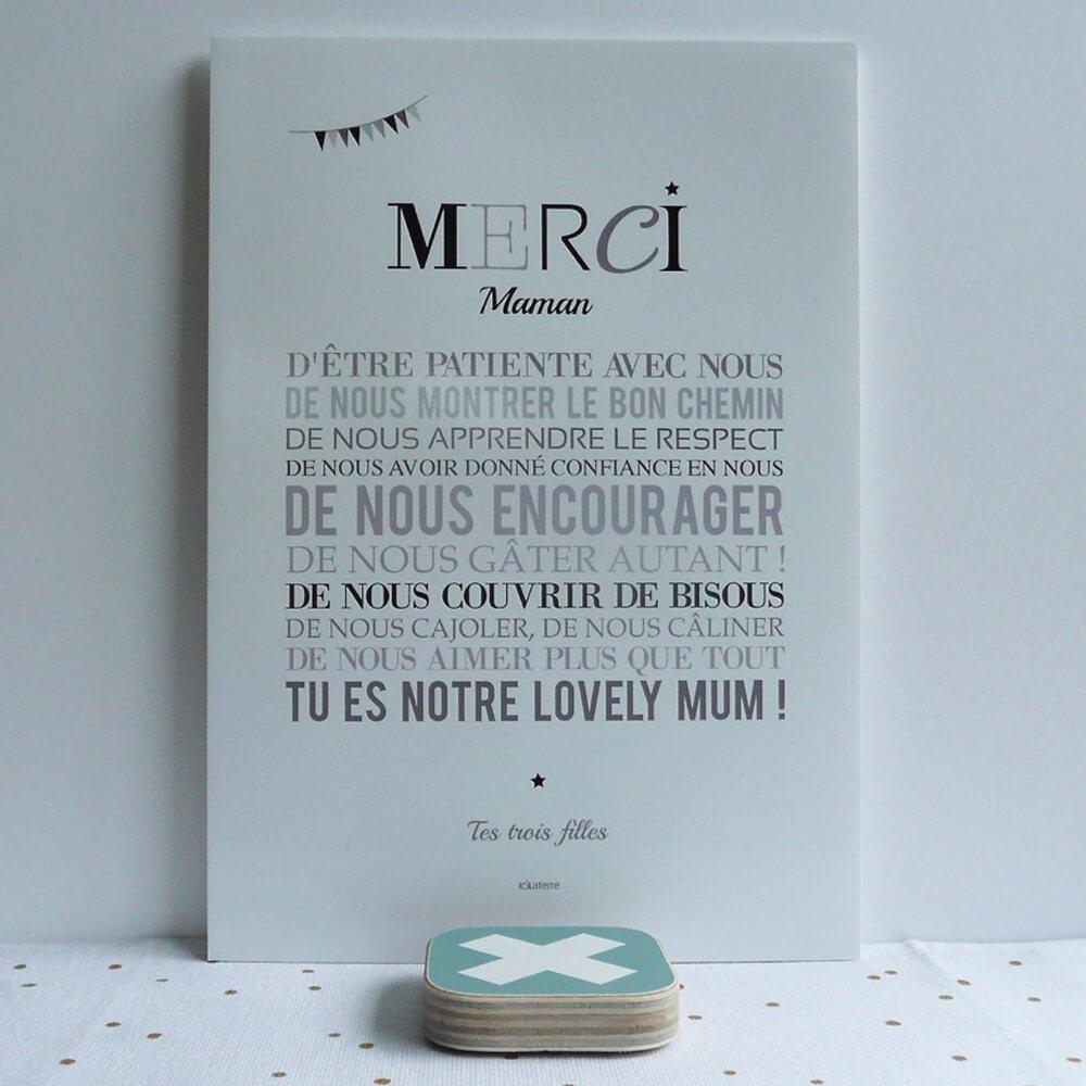 cadeau pour maman difficile