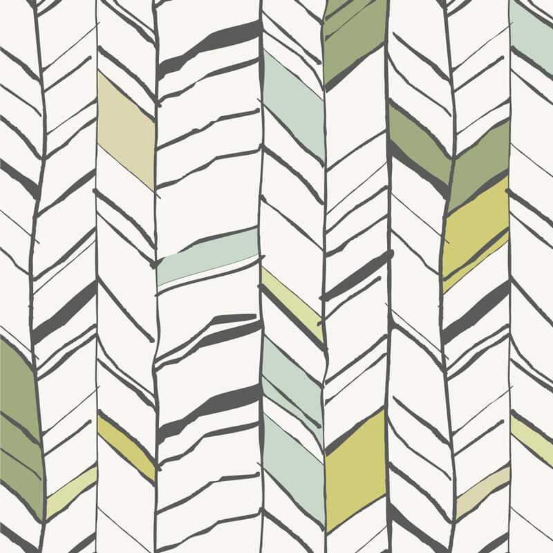 ... Papier Peint Design Chevrium