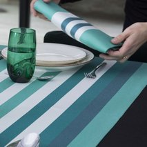 Serviette de table Ainhoa Celadon