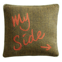 Coussin message My Side