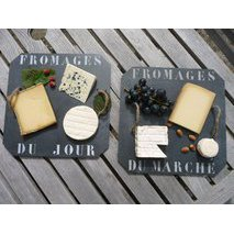 plateau a fromage ardoise